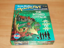 """Vintage Famous Five """"The Ruined Cottage"""" mystery Puzzle."""
