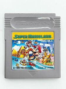 Vintage Video Game Nintendo GameBoy Super Mario Land *Japanese Import*