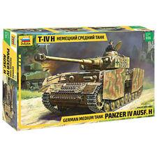 ZVEZDA 3620 Panzer IV Ausf H (Sd.kfz.161/2) 1:35 Tank Model Kit