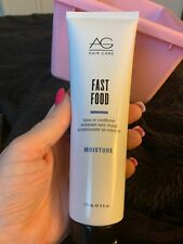 AG Hair Care FAST FOOD Leave In Conditioner Full Size (6oz/178mL) - Sealed!
