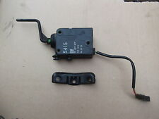 VAUXHALL COMBO VAN MK1 FUEL FLAP LOCKING MOTOR / SOLENOID / CATCH 1994 TO 2001
