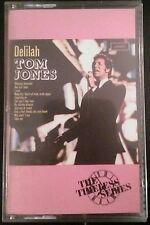 Tom Jones delilah  cassette tape