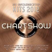 DIE ULTIMATIVE CHARTSHOW-HITS 2012 2 CD NEU