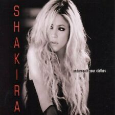 Shakira Underneath your clothes (2002) [Maxi-CD]