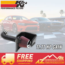 K&N 63 Series AirCharger Air Intake System 11-18 Dodge & Chrysler 5.7L V8 Hemi