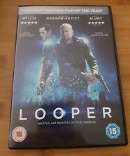 Looper DVD Bruce Willis