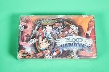 ***Blood of Gladiators  Sealed Booster Box World of Warcraft TCG CCG WOW***