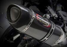 2015-2016 Yamaha YZF R1 Yoshimura Alpha Carbon Fiber Slip On Exhaust Muffler