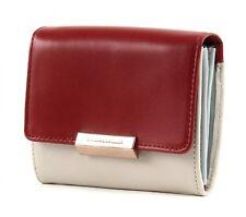 MANDARINA DUCK Hera 2.0 M Wallet Geldbörse Multicolor Grau Rot Neu
