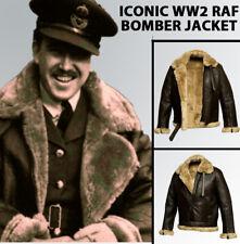 B3 Sheepskin Flying Jacket || Patton B3 Bomber Jacket || Usaaf B3 Flying Jacket