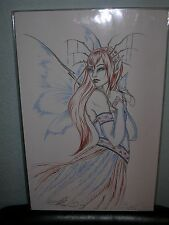 Amy Brown - Faery Sketch - Limited Edition - SOLD OUT - RARE