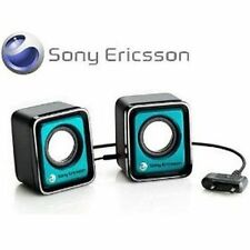 Stations audio et mini enceintes Sony Ericsson pour téléphone mobile et assistant personnel (PDA)