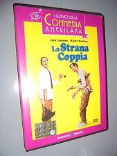 DVD LA STRANA COPPIA N° 9 COMMEDIA AMERICANA MASTER LEMMON MATTHAU
