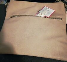 CHIC BUDS CROSSBODY Nude/Ecru Charging Handbag 3000 mAh Power Bank BNWT RRP £70