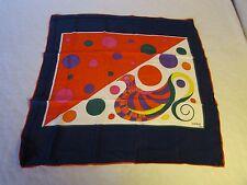 foulard vintage Grès Paris