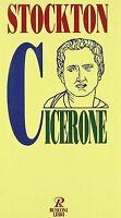 Cicerone - David L. Stockton - Libro nuovo in offerta !!