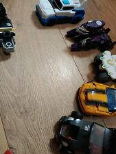 Transformers Toy Lot for parts broken as is