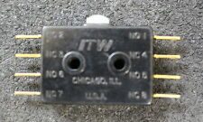 Dritto terminali Panasonic ELECTRIC WORKS av4424 microswitch av4 SERIE