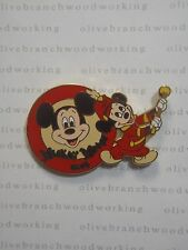 2000 Disney World Band Leader MICKEY MOUSE CLUB TV SHOW Television Logo Pin 2135