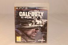 CALL OF DUTY GHOSTS SONY PLAYSTATION PS3 EUROPEAN PAL UK
