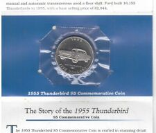 $5 Commemorative 1955 Thunderbird Coin 100 Years of Ford