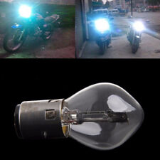 ATV Moped Scooter Head Light Bulb Motorcycle 12V 35W 10A B35 BA20D Glass New cl