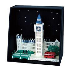 Paper Nano Big Ben- PN116 -Make Your Own Intricate Laser Cut Paper Model -3D-12+