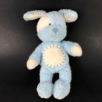 Kids Preferred Dog Plush Stuffed Baby Toy Lovey Lovie Puppy Blue Stitched Eyes
