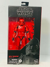 Hasbro Star Wars Black Series 092 Sith Trooper NEW SEALED