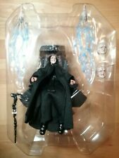 Star Wars The Black Series Emperor Palpatine Action Figure with Throne used mint