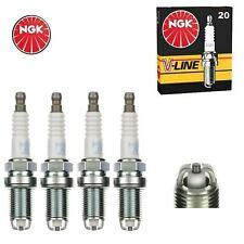 4x NGK 4388 BKR6EK V-LINE 20 Zündkerzen BMW 3er Z3 E30/E36 5er E34/E39 7er 8er
