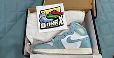 Air Jordan 1 Retro High OG Turbo Green Size 7Y Worn Once NDS Very Clean