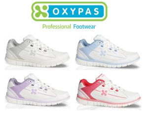 Oxypas Sunny Damen Arbeitsschuhe Pflege Praxis Krankenhaus verschiedene Farben