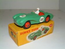 DINKY 110 ASTON MARTIN DB3S SPORTS #22 MINT BOXED.