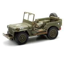 Jeep Willys (boitage militaire) 1/32 New Ray