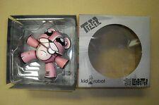 "Joe Ledbetter JLED SIGNED 2006 6"" PiNK Teeter LE AUTOGRAPHED Kidrobot Vinyl Toy"