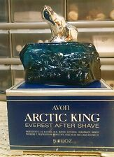 Vintage Avon Arctic King Everest After Shave 5 Oz New In Box