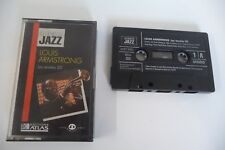 LOUIS ARMSTRONG K7 AUDIO TAPE CASSETTE.LES ANNEES 20.STRUTTIN WITH SOME BARBECUE