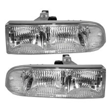 Chevrolet S10 Pickup Truck Blazer Set of Headlights