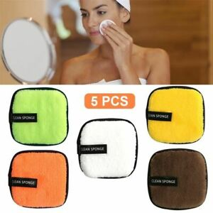 Care Reusable Facial Cleansing Pad Bamboo Cotton Face Wipes Makeup Remover Pad