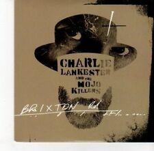(DJ463) Charlie Lankester & The Mojo Killers, Brixton Road - 2012 DJ CD