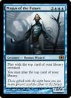 MAGUS OF THE FUTURE Future Sight MTG Blue Creature — Human Wizard RARE