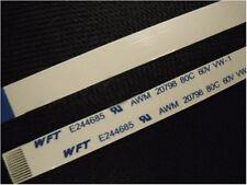 2 Stück HP Power Button Kabel WFT  E244685 AWM 20798 80C 60V VW-1  *NEU*