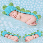 HOT Baby Girls Boy Newborn Knit Crochet Clothes Photo Prop Outfits 0-9M