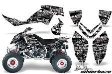 Polaris Outlaw 500/525 ATV AMR Racing Graphics Sticker Kits 06-08 Decals SHAZE B