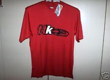 T-shirt  da allenamento  TTK  col. rosso.bambino