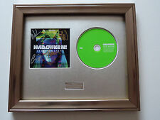 PERSONALLY SIGNED/AUTOGRAPHED HADOUKEN! - EVERY WEEKEND FRAMED PRESENTATION