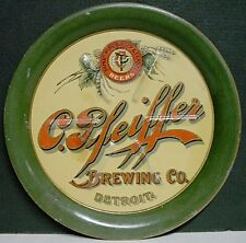 Pre-pro C. Pfeiffer Brewing Co. Tip Tray - Detroit, MI