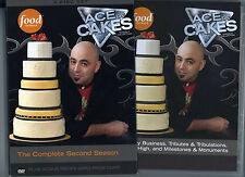 Ace of Cakes - The Complete Second Season - Food Network