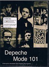 DEPECHE MODO 101 - 2 DVD F.C. SELLADAS
